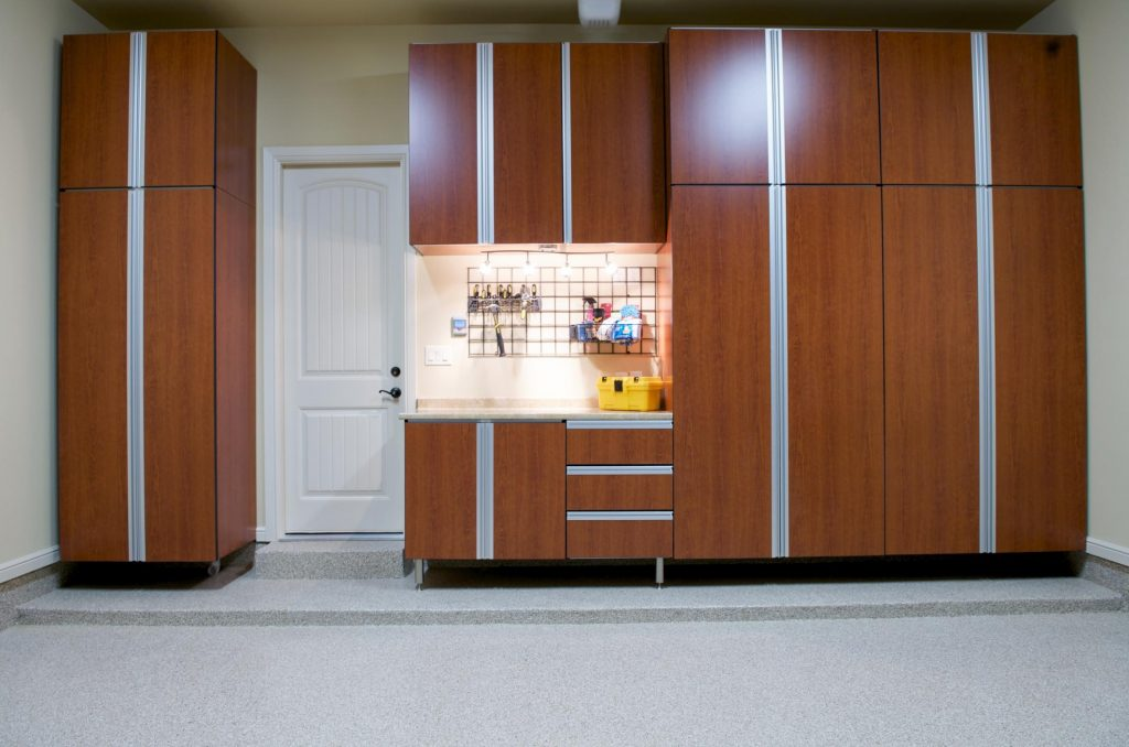 cabinets for the commercials